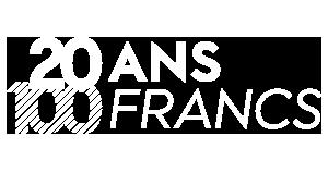 20 Ans 100 Francs Valais